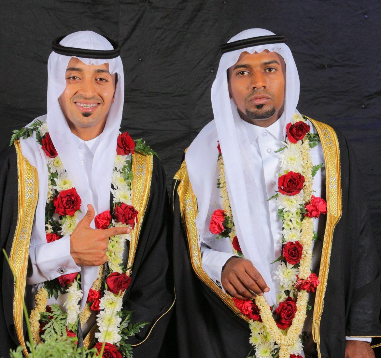 حفل زواج الشابان : محمد ويحيى السرحاني
