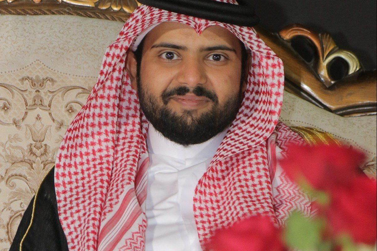 زواج: علي محمد الشاردي