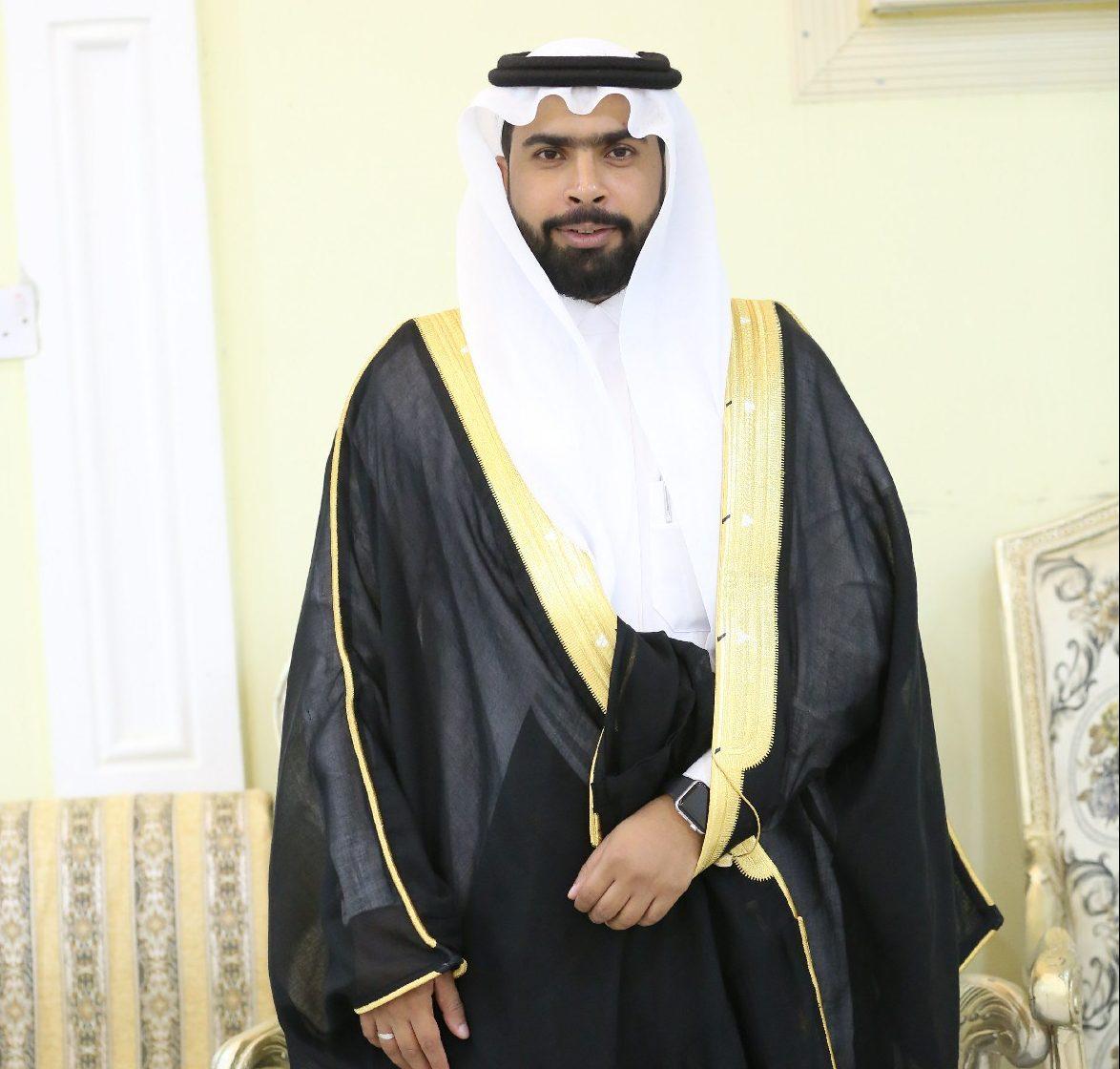 زواج: احمد عبدالله القرني