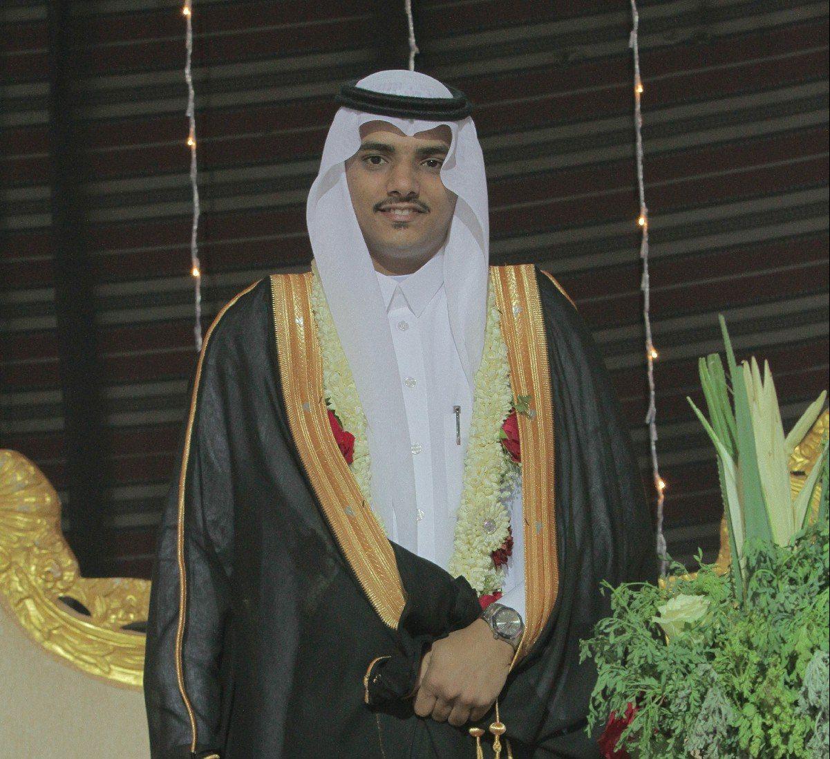 زواج: احمد الدرهمي