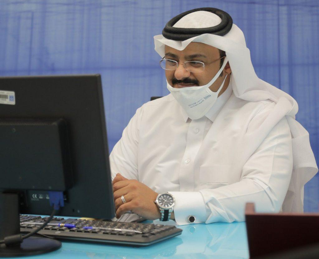 افتتاح فرع البنك الراجحي بالقوز