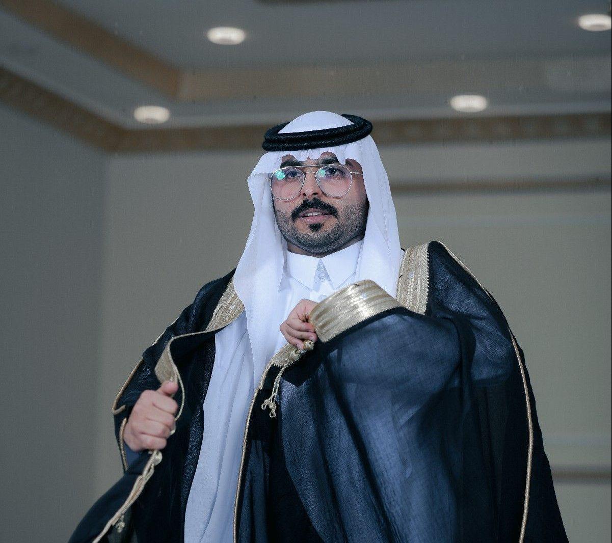 زواج: فهد الحربي