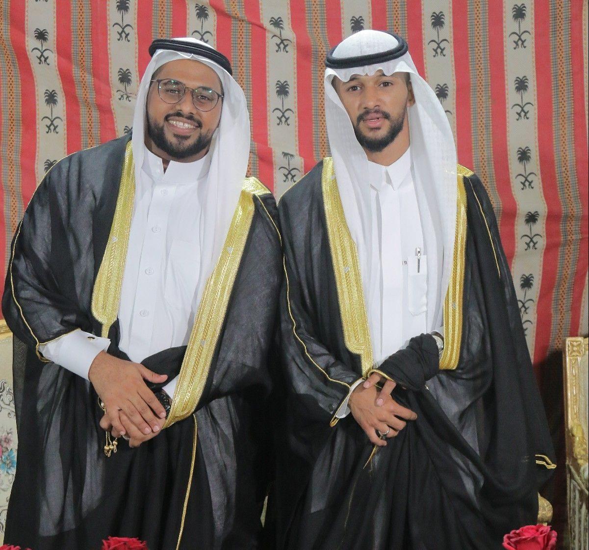 زواج: محسن ومحمد السحاري